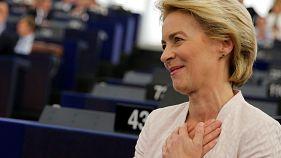 Урсула о задачах своей Еврокомиссии. Главы МИД о Турции и Иране