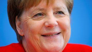 Меркель чувствует себя хорошо