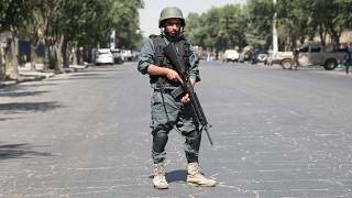 Merénylet a kabuli egyetemnél