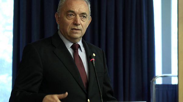 Ο πρόεδρος του ΟΑΣΠ Ευθύμιος Λέκκας