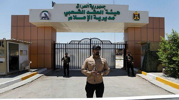 حمله پهپادی به پایگاه شبهنظامیان شیعه عراق یک کشته برجا گذاشت