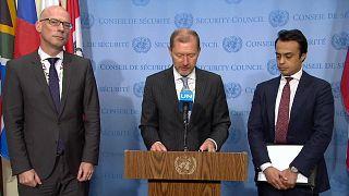 Plusieurs Etats-membres de l'ONU réclament la fin des attaques en Syrie