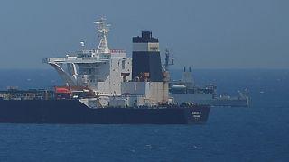 Gibraltar prolonga 30 días la detención del petrolero iraní Grace 1