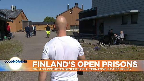 """""""السجون المفتوحة"""" في فنلندا: نتائج إيجابية في خفض الجريمة"""
