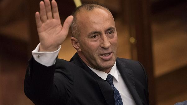 Lemondott Ramush Haradinaj koszovói miniszterelnök