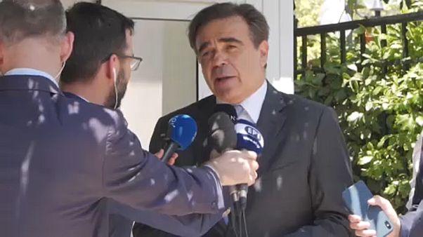 Μ.Σχοινάς: «Επί 30 χρόνια υπερασπίστηκα το στόχο μιας περήφανης ευρωπαϊκής Ελλάδας»