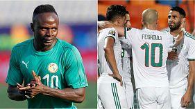 تابعوا معنا تغطية مباشرة لنهائي كأس أمم إفريقيا 2019 بين الجزائر والسنغال