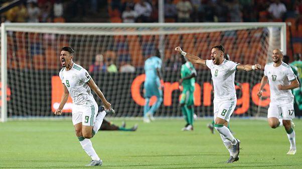 2019 Afrika Uluslar Kupası Şampiyonu Cezayir