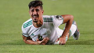 Триумф сборной Алжира