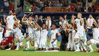 تیم ملی فوتبال الجزایر قهرمان جام ملتهای آفریقا شد