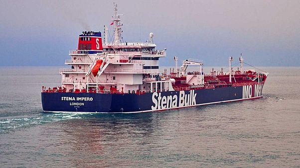 Иран и британские танкеры