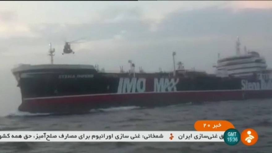 Watch back: UK to seek new maritime protection mission in Strait of Hormuz, says Hunt