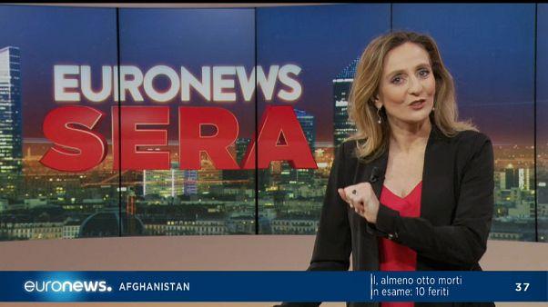 Euronews Sera | TG europeo, edizione di venerdì 19 luglio 2019