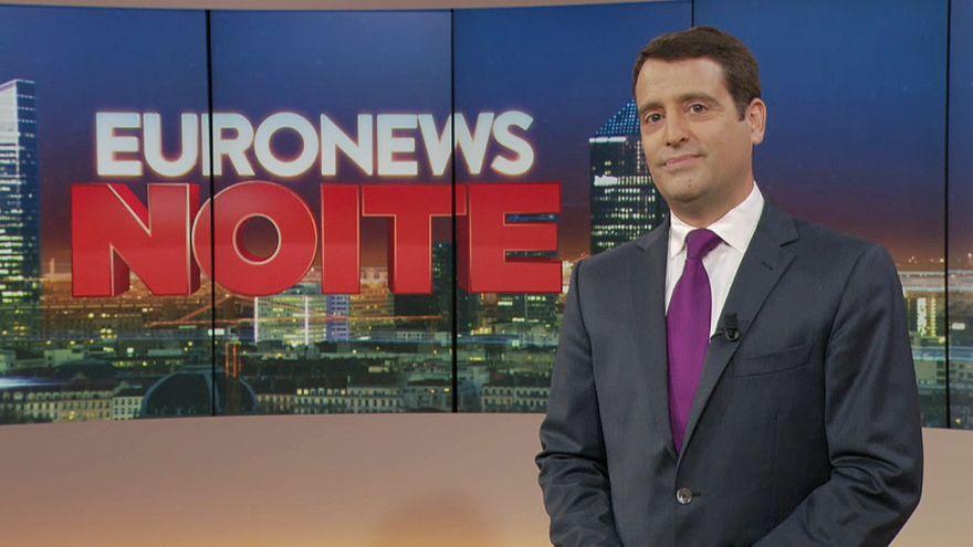 Euronews Noite | As notícias do Mundo de 19 de julho de 2019