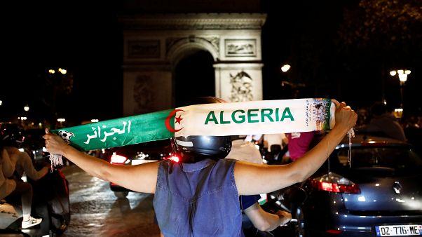 Γαλλία: Πανηγυρισμοί κα επεισόδια από Αλγερινούς