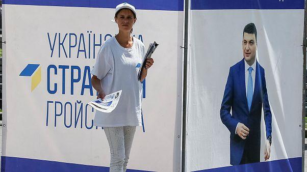 Ukrayna erken genel seçimi: Seçim hakkında bilmeniz gerekenler