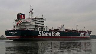 واکنشهای بینالمللی به توقیف نفتکش بریتانیایی از سوی ایران
