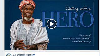 Nijeryalı imam Abdullahi Ebubekir