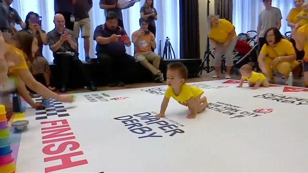 New York: I. Csecsemő futam
