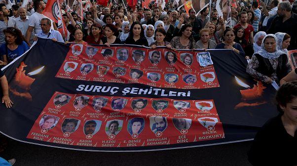 Suruç İçin Adalet Platformu: Katliamı aydınlatmaya değil üzerini örtmeye çalışıyorlar