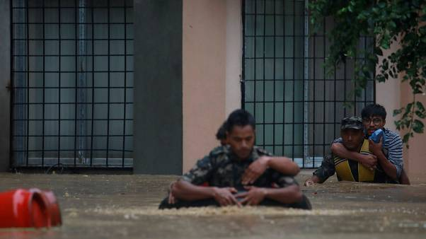موسم بارندگی در جنوب آسیا؛ ۱۵۲نفر بر اثر سیل کشته شدند