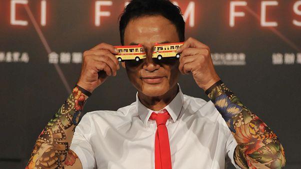 الممثل الصيني سايمون يام