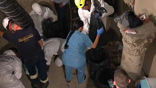 Csontmaradványokra bukkantak egy vatikáni temetőben az Orlandi-ügyben