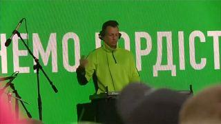 Nuevos partidos entran en la escena política ucraniana