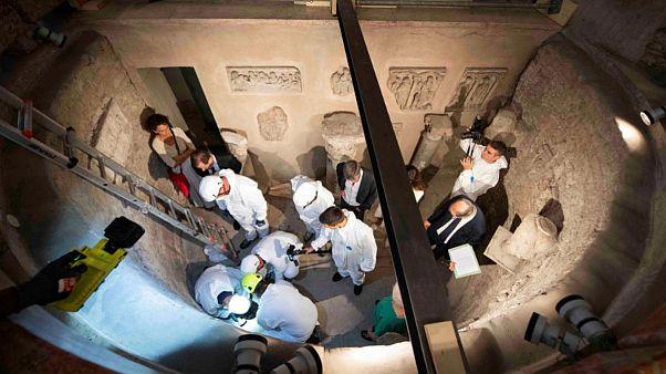 معمای دختر گمشده؛ جستجو در محل امانتگذاری استخوانهای مردگان واتیکان