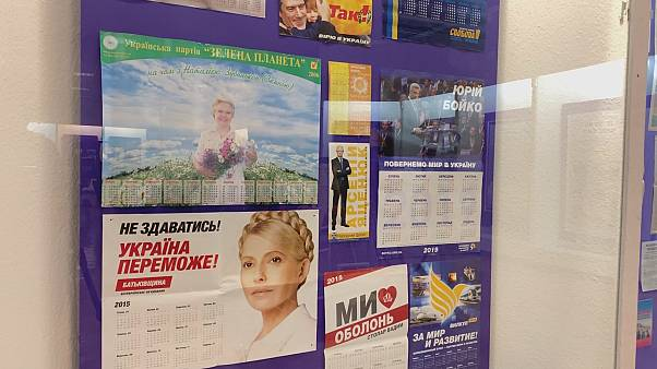 Exhibition highlights vote-buying in Ukraine as country goes to polls