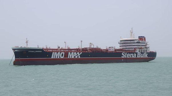 Великобритания расценила задержание своего танкера как акт агрессии