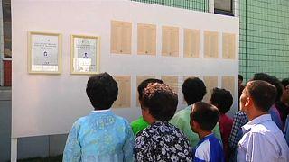 «Εκλογές» με μόνο έναν υποψήφιο για κάθε θέση στη Βόρεια Κορέα