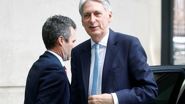 UK finance minister Philip Hammond to resign if Boris Johnson becomes next PM
