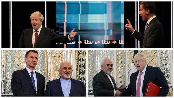 از حفظ برجام تا تغییر رژیم؛ جانسون و هانت چه نگاهی به ایران دارند؟