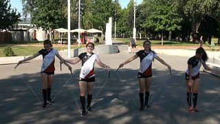Portugal é campeão do mundo de salto à corda