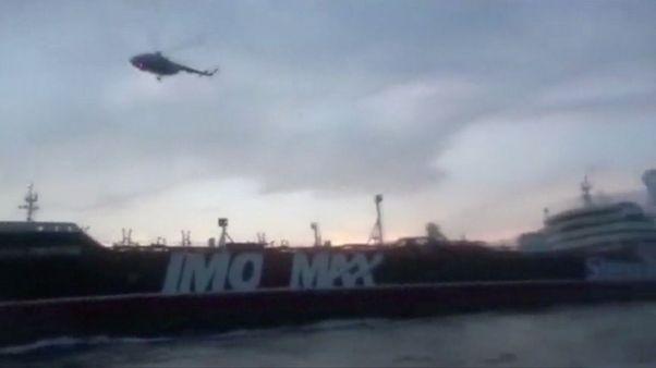 Лондон готовит ответ Тегерану на задержание танкера под британским флагом