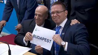 Budapest rendezi a 2027-es vizes világbajnokságot