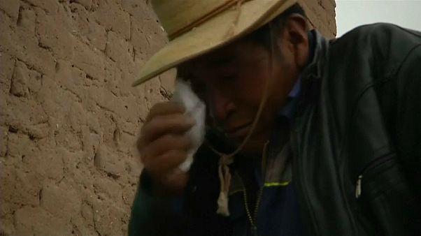La erupción del volcán Ubinas deja miles de de afectados en Perú y Bolivia