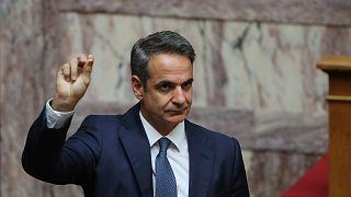 Yunan Başbakan Miçotakis'ten Türkiye ile ilişkilerde 'cesur adımlar' çağrısı