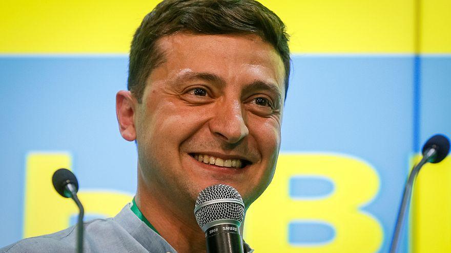 Ucraina: il partito del Presidente Zelenskyi verso la maggioranza assoluta