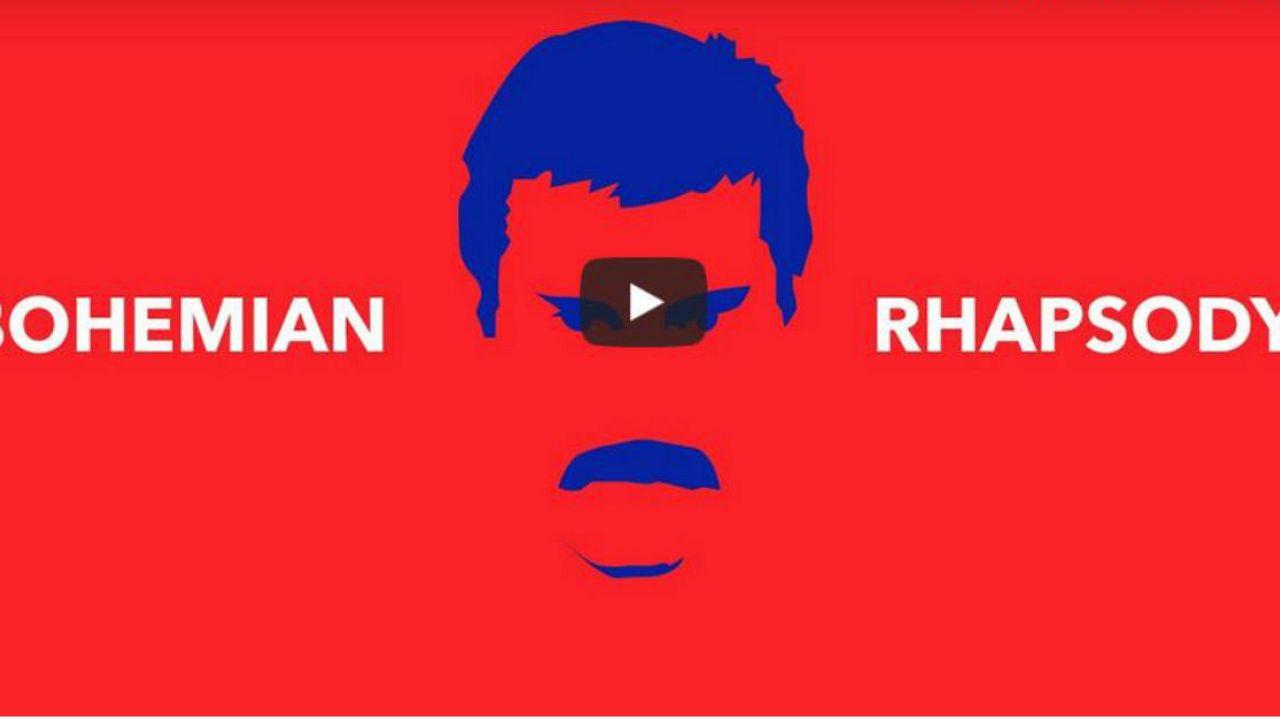 Efsane İngiliz grup Queen'in 'Bismillah'lı şarkısı Youtube'da izlenme rekoru kırdı