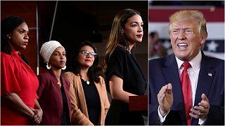 Hedef aldığı dört kadın vekil ile ilgili Trump'tan yeni yorum: ABD ve İsrail'den özür dilesinler
