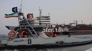 Saisie du Stena Impero : réunion de crise à Londres, enquête de Téhéran