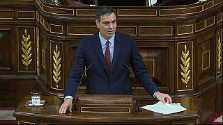 """Pedro Sánchez: """"Los españoles votaron para avanzar, no para retroceder"""""""