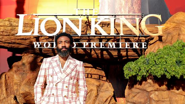 Yeni versiyonuyla gösterime giren Aslan Kral filmi gişe rekoru kırdı