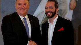 Estados Unidos cierra una gira por Latinoamérica estrechando lazos con El Salvador
