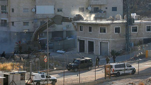 اسرائیل عملیات تخریب منازل مسکونی فلسطینیان در حومه بیت المقدس را آغاز کرد