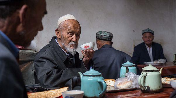 Doğu Türkistan-Kaşgar