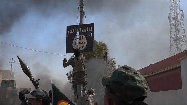Hajsza az Iszlám Állam terroristái után Irakban