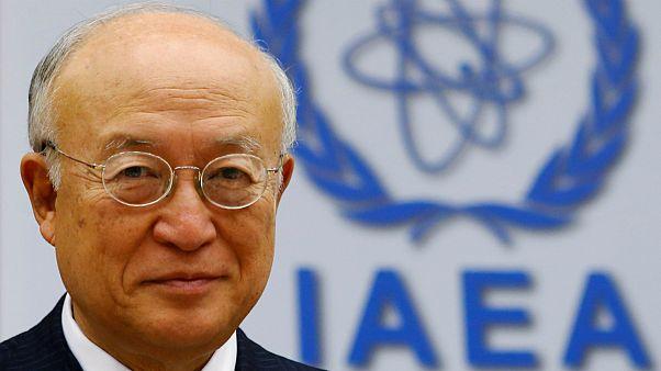 درگذشت یوکیا آمانو، مدیر کل آژانس بین المللی انرژی اتمی